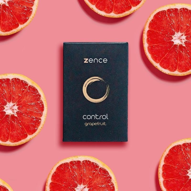 Zence Moods Control - Fresh Grapefruit Scent