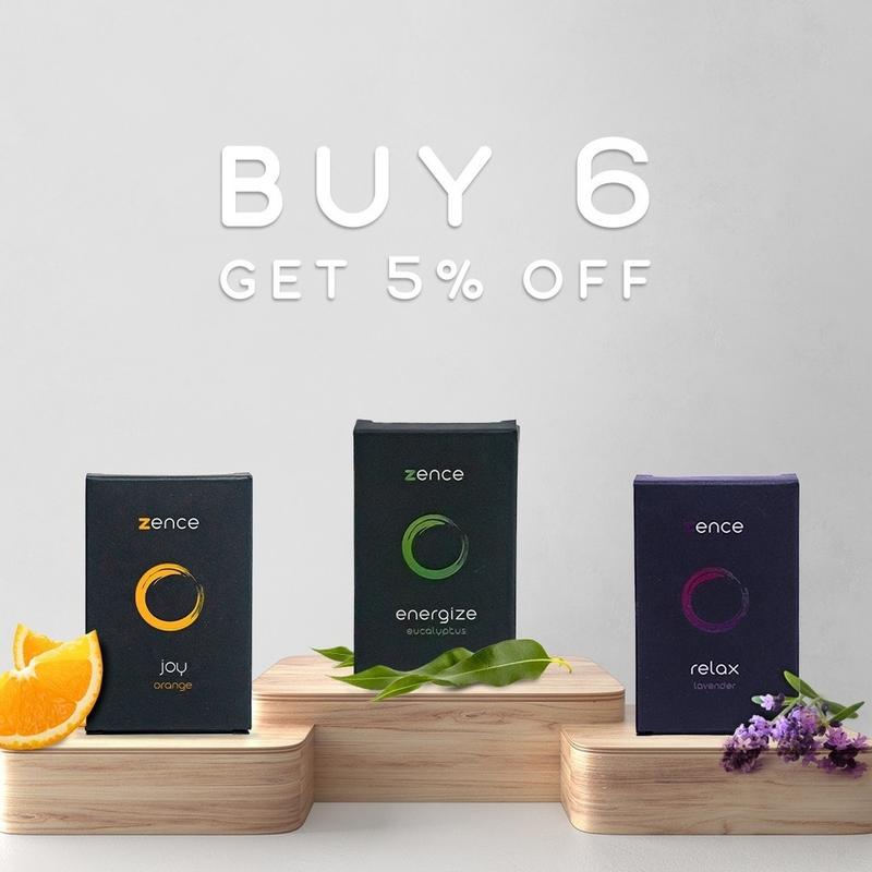 Zence Moods - Buy 6 Get 5% Off